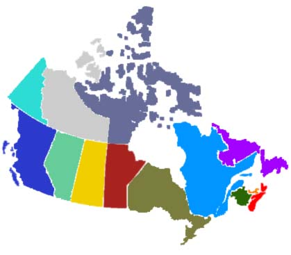 Undue Hardship - when an employee lives in one province and works in another