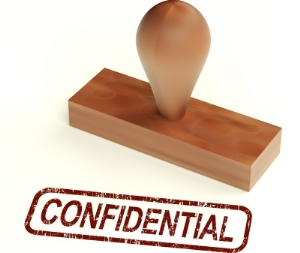 Stop your confidential information from walking out the door