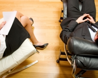 The virtual couch: employees approve video counselling