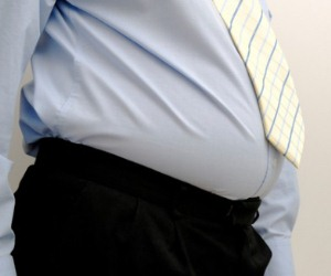 Overweight leaders elicit negative reactions