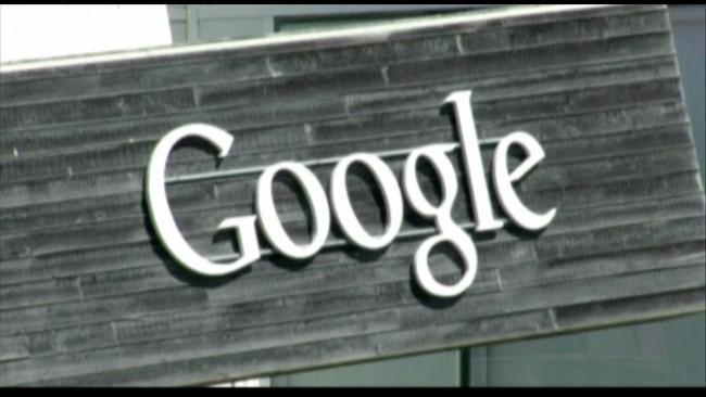 Google glass door