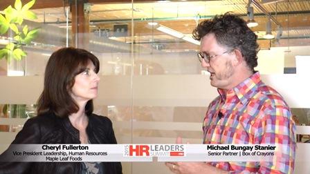 Meet the Expert: Cheryl Fullerton - Maple Leaf Foods [1/3]