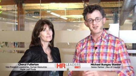 Meet the Expert: Cheryl Fullerton - Maple Leaf Foods [3/3]