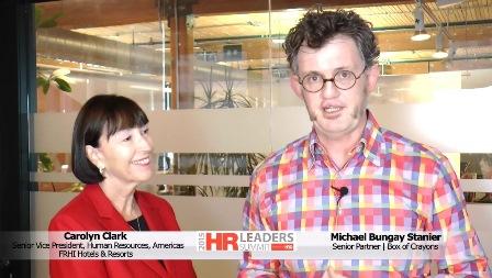 HR leader Carolyn Clark talks business results