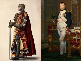 Are you a King Arthur or a Napoleon?
