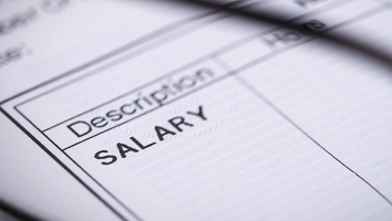 Broker discusses salaried employees
