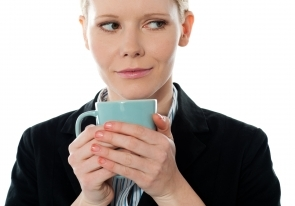 What coffee has to do with lying at work