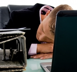 The top 4 causes of employee fatigue