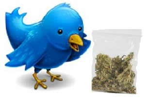 Tweets, weed and work