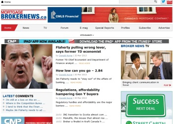 More than a new look for MortgageBrokerNews.ca