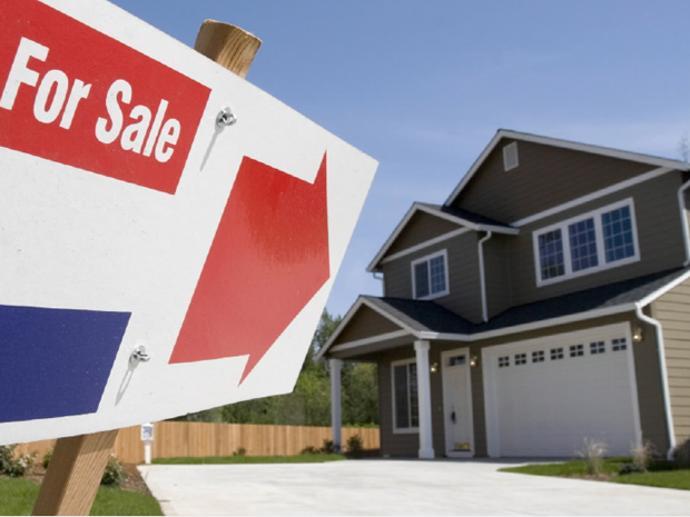 New home sales slip
