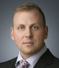 Chad Larson, Portfolio manager, MLD Wealth Management