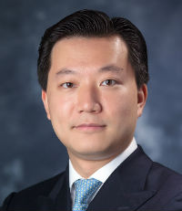Charles Lin, Managing director, China, Vanguard