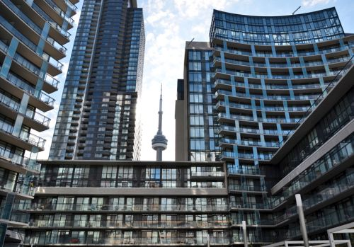 "Toronto condo market heading for ""moderate slowdown"""