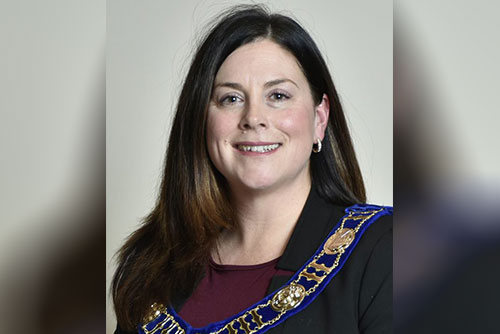 Madam mayor