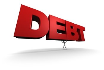 Household debt edges higher again