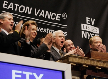 Eaton Vance blazes path for ETF providers in U.S.