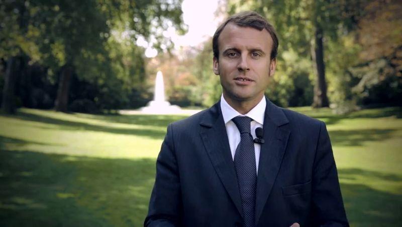 Morning Briefing: Markets react to Macron