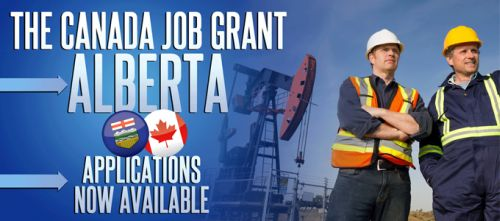 Canada Job Grant launched to fill Alberta jobs