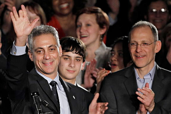 Rahm Emanuel's brother has the ultimate retirement readiness plan