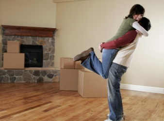 First-time buyers rely on mom and dad