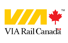 VIA Rail named canadian Armed forces
