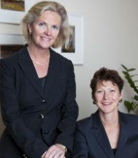 Lynda and Allison Hay