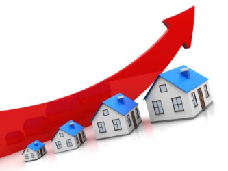 Average house price up 8.9 per cent in July