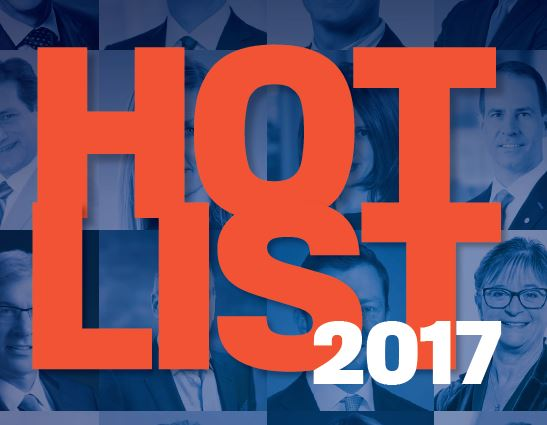 Hot List 2017