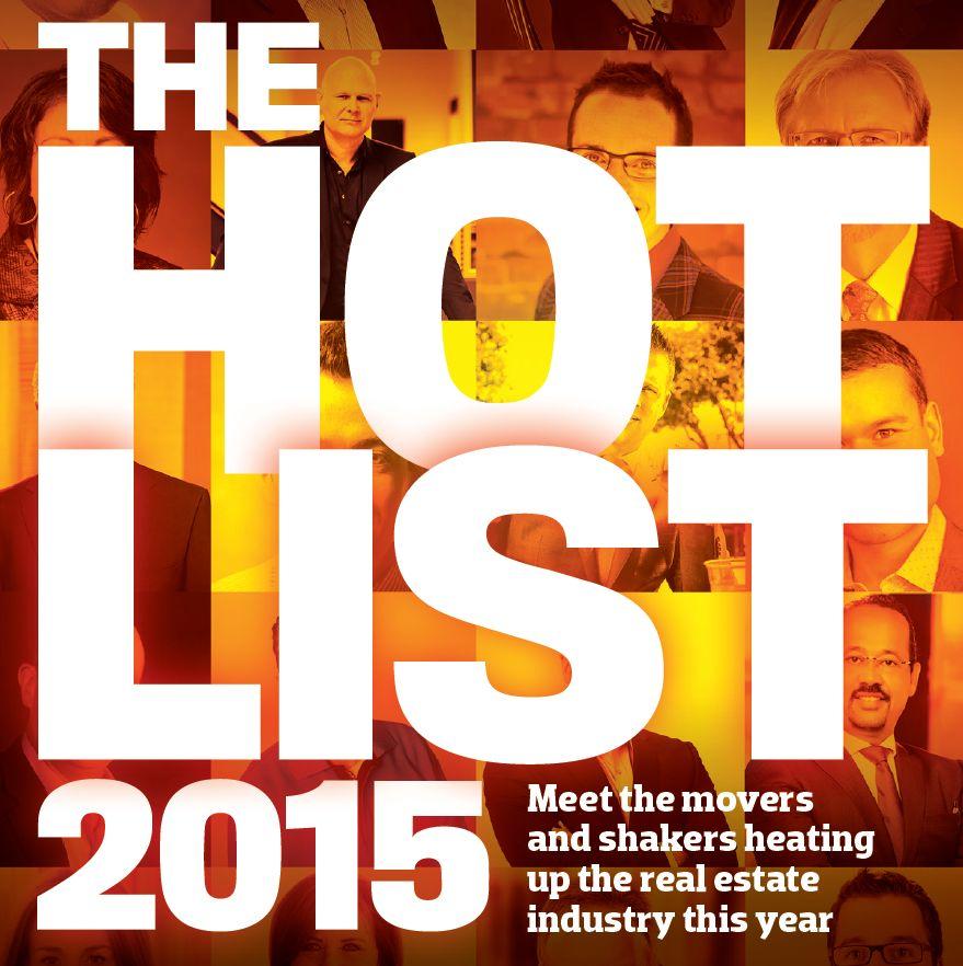 Hot List 2015