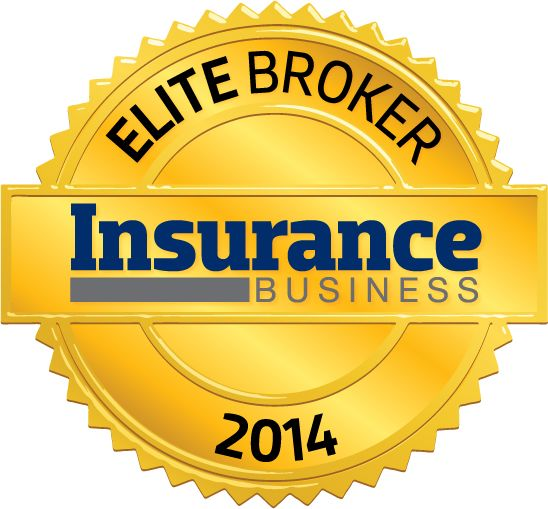 Insurance Business Canada Elite Broker's Logo