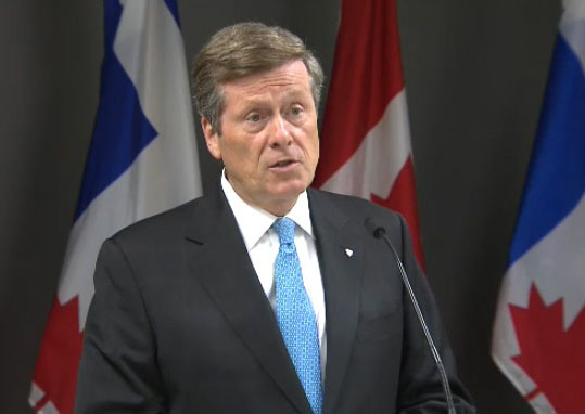 Tory: No general agreement on what's driving Toronto home price growth