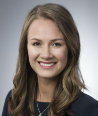 Katelyn Krueger, Associate investment advisor, BMO Nesbitt Burns