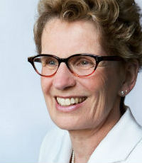 KATHLEEN WYNNE,Government of Ontario