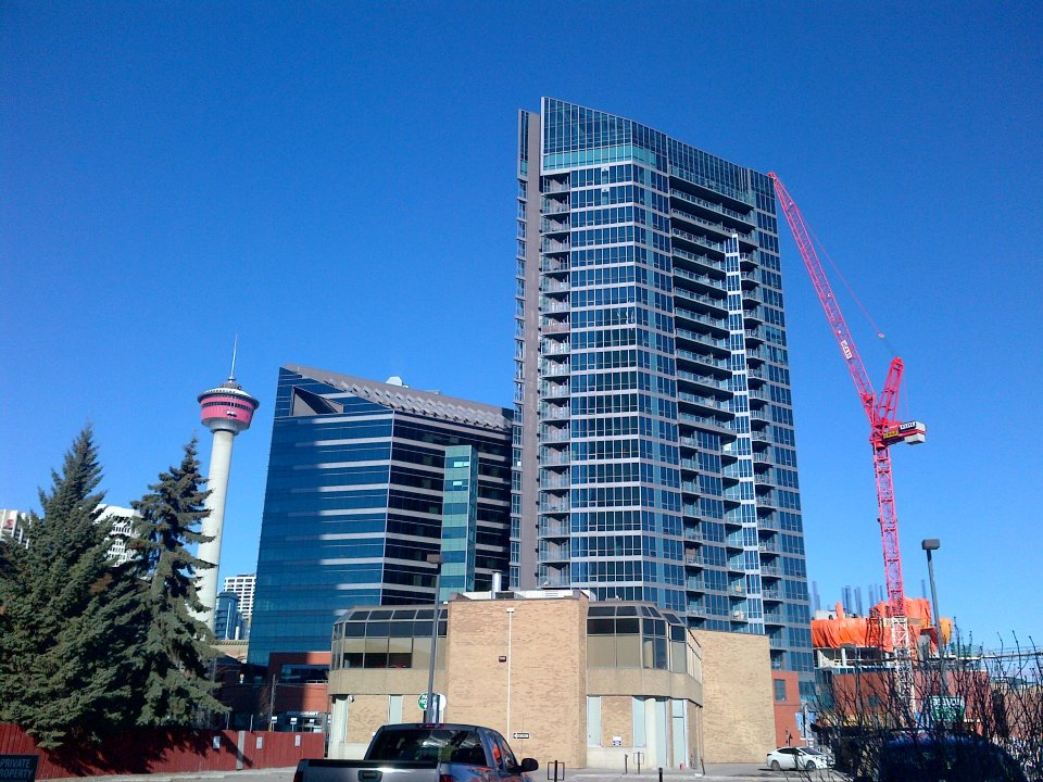 New condo record for Calgary