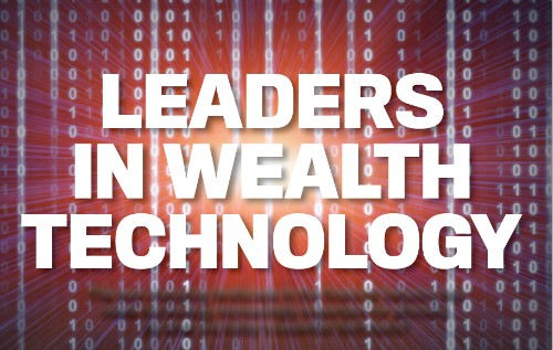 Leaders in Wealth Technology 2018