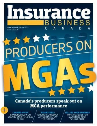 Insurance Business Magazine 2.5