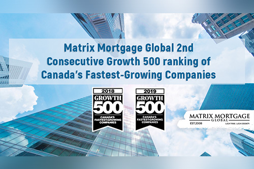 Still On Top: Matrix Mortgage Global
