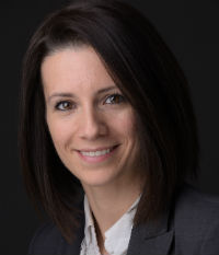 Mia Karmelic, Division director and senior financial consultant, Investors Group