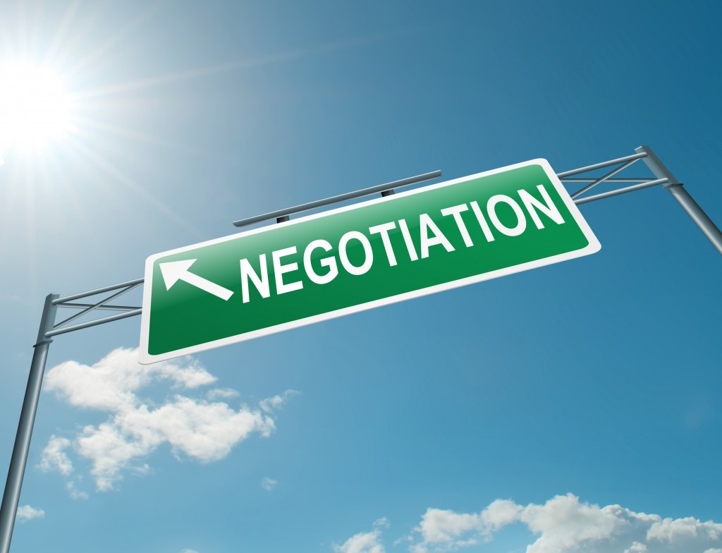 Negotiation: when people are the problem