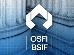 Little disruption from OSFI