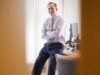 Royal LePage CEO wins PR award