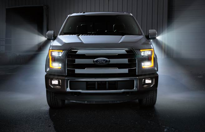 Aluminum Ford Trucks Spell Industry Trouble