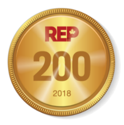 REP Top 200 Agents 2018