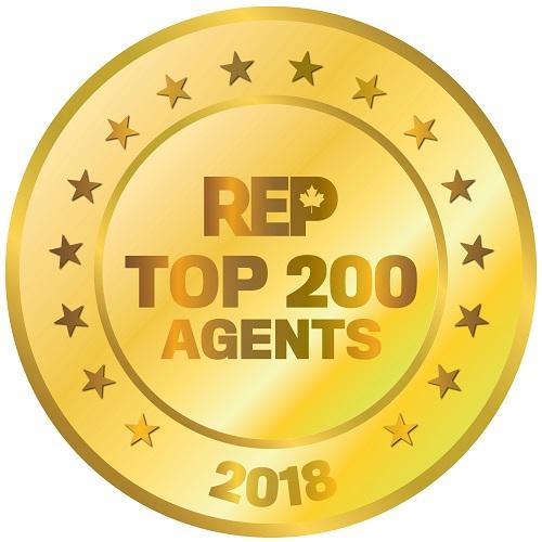Top 200 Agents 2018