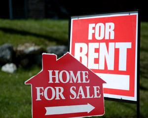 Rental housing makes a comeback