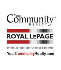 DARYL KING - ROYAL LEPAGE YOUR COMMUNITY,Royal Lepage Your Community Realty