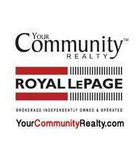 DARYL KING - ROYAL LEPAGE YOUR COMMUNITY,Royal Lepage Your Community Realty
