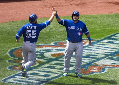 Blue Jays playoff run plays off