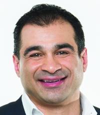 Shafik Hirani